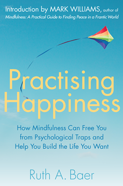 Cover of the book Practising Happiness.